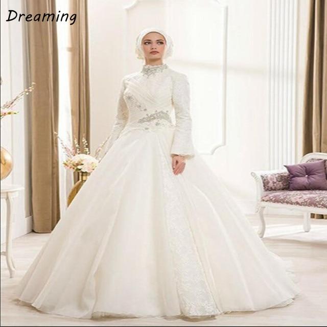Vestidos de boda musulmana