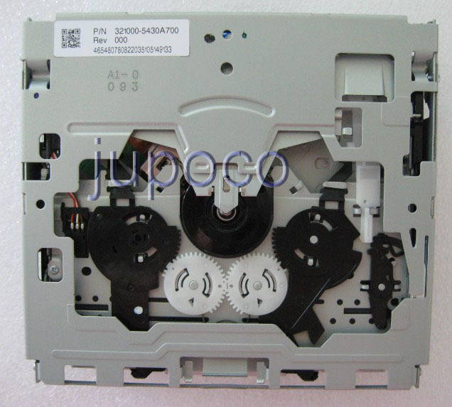 FREE POST 100% Brand New Car audio single disk CD loader OPT-726 for peugeo