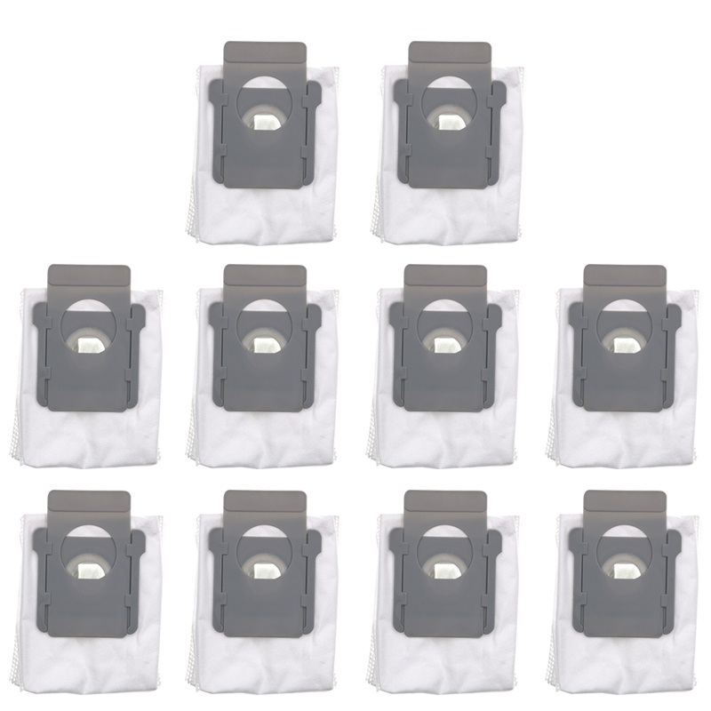 e5 e6 s9+ Dust Extractor Vacuum Cleaner Filter Bag 9550 6 Pack Replacement Dust Bag Parts Compatible for IRobot Roomba i7 i7