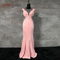 Light Simple Pleat Flowers Elegant Prom Dress 2016 Satin Formal Party Dress Cheap Evening Dress Robe