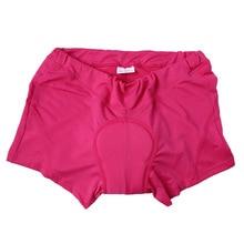 New Women Under Shorts Bicycle Cycling Bike 3D Padded Gel Underwear Quick Dry MTB Shorts Tights Shorts S-XXXL