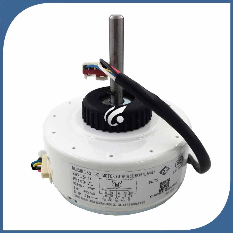100% new good working for Air conditioner inner machine motor ZWR15-D FN10D-ZL SIC-37CVL-F110-1 Motor fan DC motor