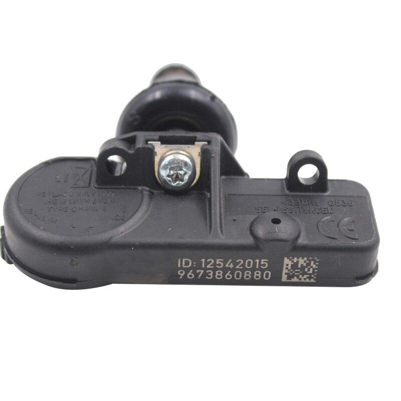 YAOPEI 4 UNIDS Alta Calidad Sensor TPMS Sistema de Monitor de - Electrónica del Automóvil - foto 6