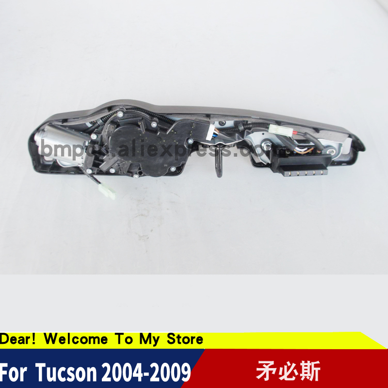 OEM GENUINE Rear Wiper Motor For Hyundai Tucson 2.0L 2.7L 987102E000 05~2009