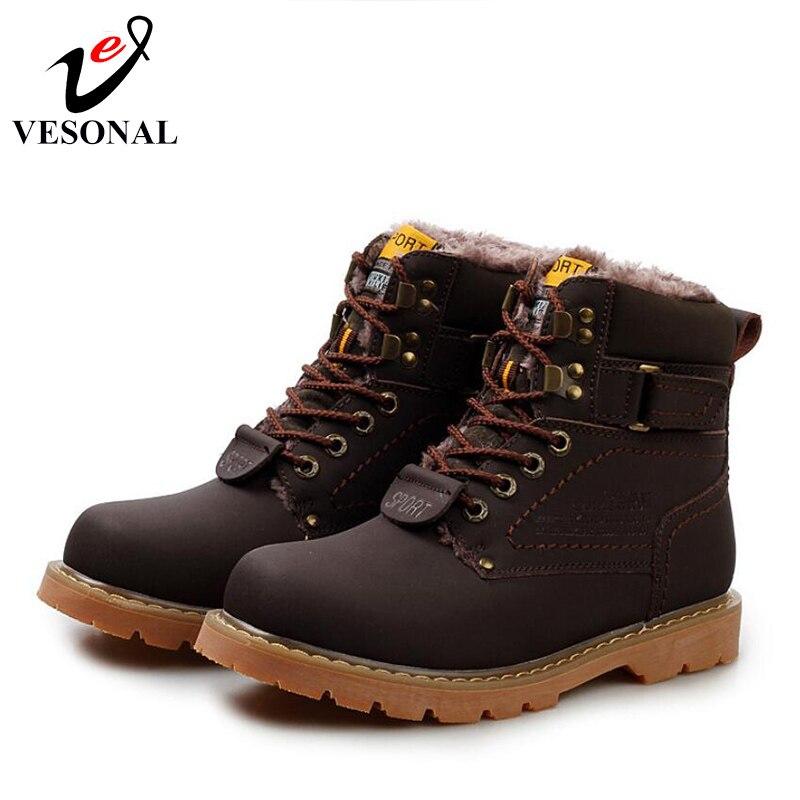 Boots Chaud Mâle Baskets Pour Black Caoutchouc Casual Fourrure Bottes Véritable Hommes Chaussures Boots Sécurité brown De D'hiver Travail Qualité En Vesonal yellow Cuir F290 Adulte Boots 4R35qjAL