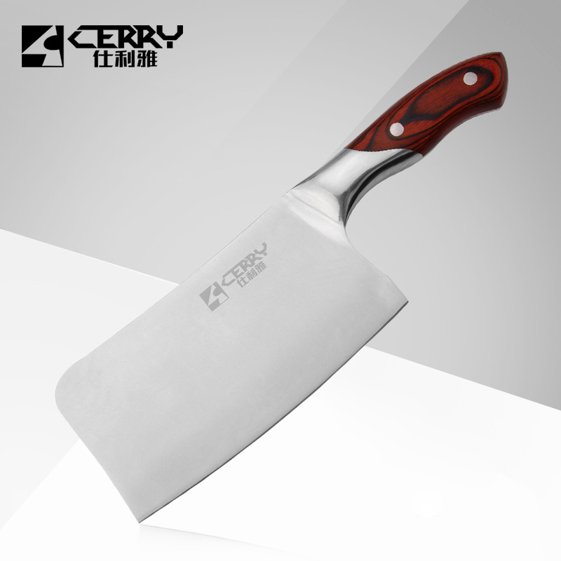 Stainless steel kitchen font b knives b font Cooking Tools chopping meat fruit carving slice chef