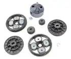 1/5 gas rc baja piezas de repuesto 58 T/16 T y 55 T/19 T engranaje metálico mejorado 85105