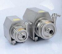 NT11T/4m 11ton 4m head lifting ABB Sanitary stainless steel ss304 centrifugal pump, food grade milk pump