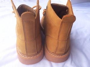 Image 5 - Careaymade chaussures en cuir véritable, cheville Pure faite à la main, chaussures art mori rétro, chaussures 5 couleurs, nouveau Style rétro