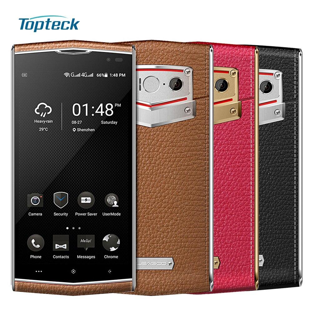 """Цена за На складе LEAGOO V1 VENTURE 1 4G Fingerprint 3000mAh OTG смартфон MTK6753 окта ядра 5.0 """"Мобильный телефон 3GB + 16GB 13 Мпикс Мобильный телефон"""