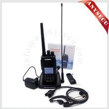 2016 NEW Launch DMR Digital Walkie Talkie ANYSECU DM690 waterproof IP67 VHF136-174MHz (TYT MD390) Work With HYTERA KIRISUN Radio