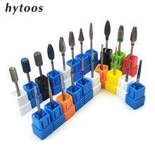 """Hytoos broca de carboneto de tungstênio, 5 3/4 """", broca rotativa, acessórios para manicure"""