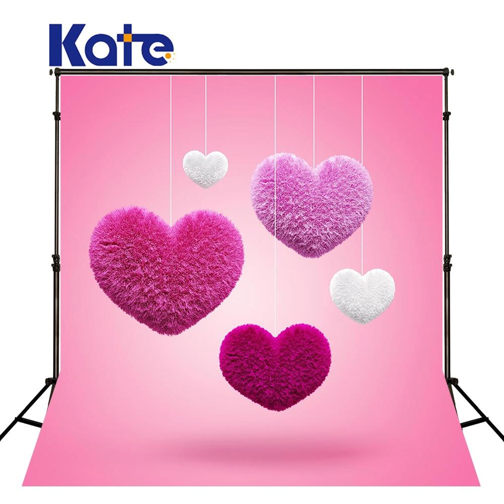Kate 200x300cm (6.5x10ft) Wedding Photography Background Love Love Fresh Photographic Background Valentine Day Studio Backdrop 8x10ft valentine s day photography pink love heart shape adult portrait backdrop d 7324