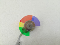 Free Shipping Wholesale Projector Color Wheel For OPTOMA TX612 And TX615 With Three Months Warranty