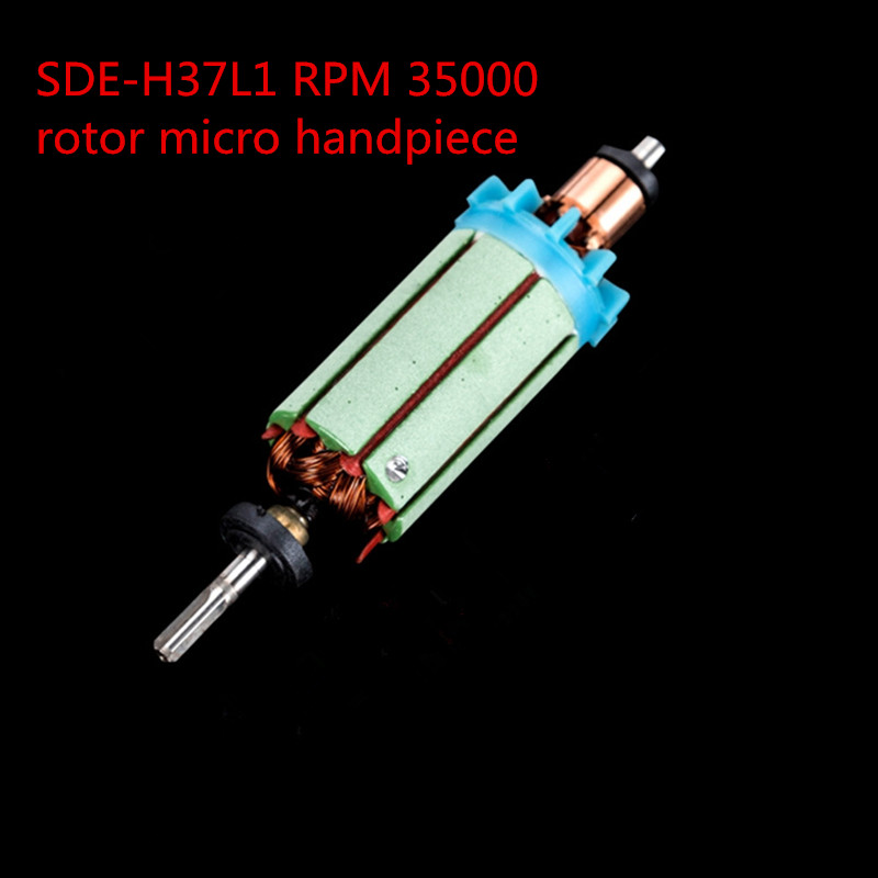 South Korea SAEYANG micro motor handpiece components SDE-H37L1 RPM 35000 rotor armature machine parts accessories dental цена