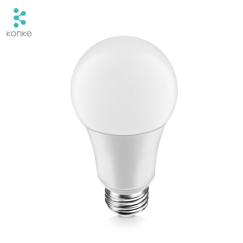 Image 2 - Smart Wifi Lamp E27 Timing Dimmable LED Light Bulbs Remote Control EU Standard Works with Alexa and Google Assistant-in Home Automation Modules from Consumer Electronics