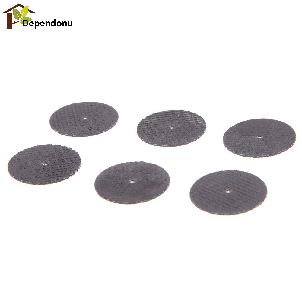 25pcs Metal Dremel Cutting Disc Grinder Rotary Tool Circular Saw ...