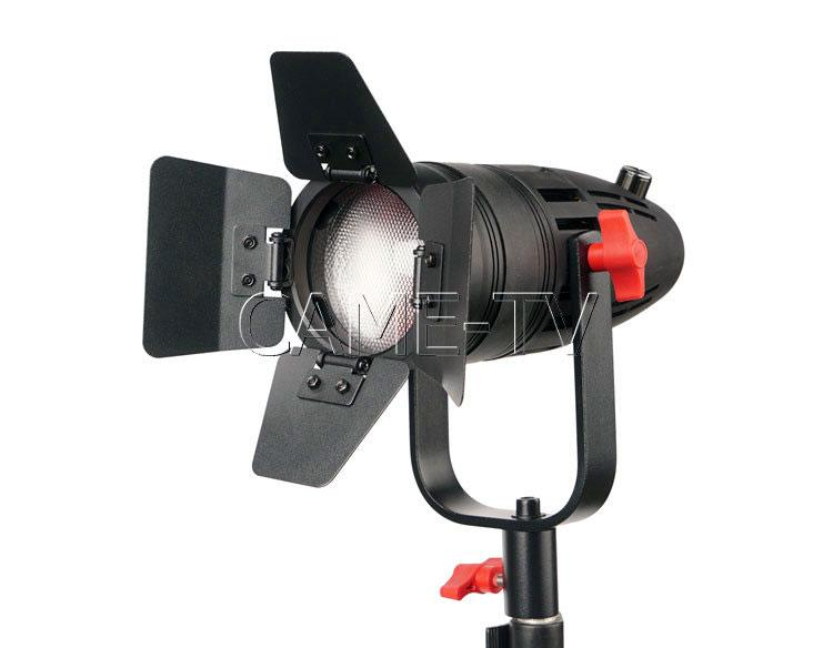 Image 2 - 3 Pcs CAME TV Boltzen 30w Fresnel Fanless Focusable LED Daylight Kit With Light Stands-in Photo Studio Accessories from Consumer Electronics