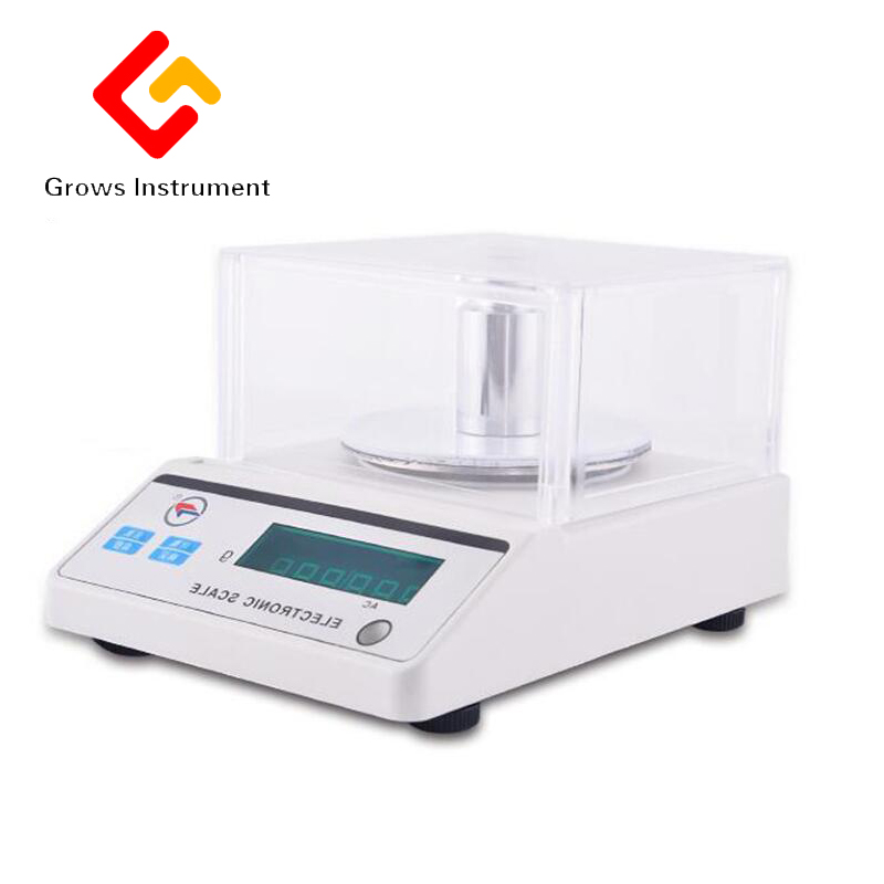 0.01 600g Experimental analysis of high precision electronic balance electronic scale electronic scale ves 50a precision of the cold media is called quantitative fluorine balance scale refrigeration tools 1pc