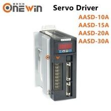 Серводвигатель переменного тока драйвера AASD-10A AASD-15A AASD-20A AASD-30A контроллер переменного тока, 50-60 Гц 220V