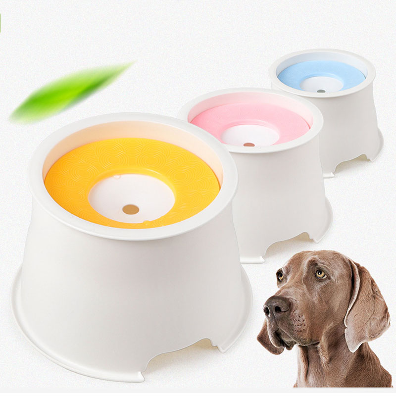 Dog Water Bowl No Spill Water Feeder Dispenser 1000ML(34OZ