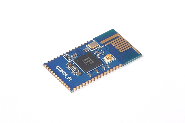 US $28 0 |New Product! NRF52840 Bluetooth 5 MESH Bluetooth Low Power Module  ZIGBEE GT840A01-in Air Conditioner Parts from Home Appliances on
