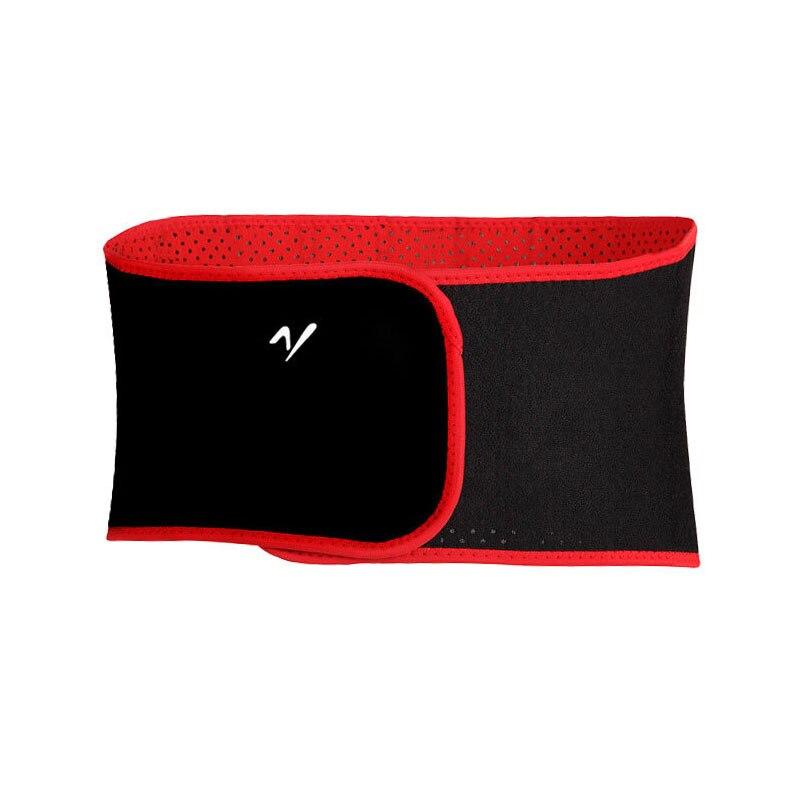 Prix pour Hommes Taille Ceinture de Soutien Lombaire Brace Respirant Protection Retour Absorber La Sueur de Remise En Forme Sport Équipement De Protection Gym Healthy Care