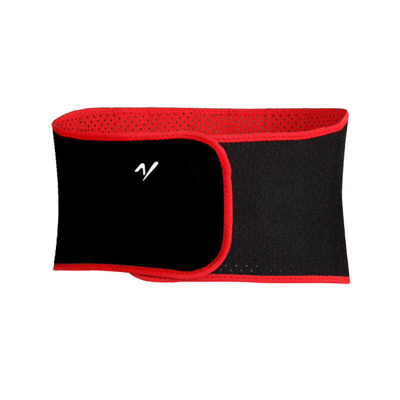 Men Waist Support Belt Lumbar Brace Breathable Protection Back Absorb Sweat Fitness Sport Protective Gear Gym Healthy Care