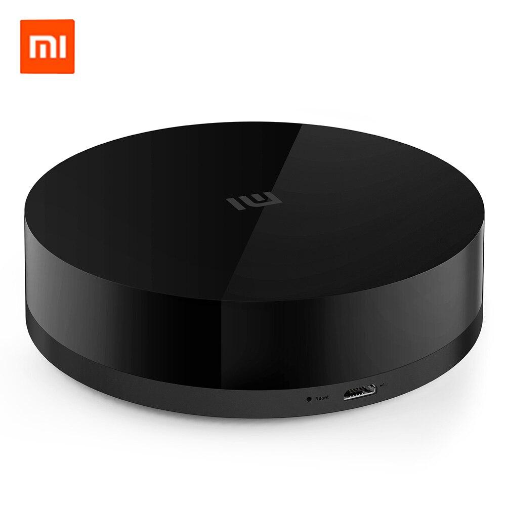 100% Original Xiaomi Mi Universal Smart Remote Controller Home Appliances WIFI+IR+RF Switch 360 Degree Smart Home Automation