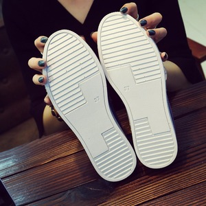 Image 4 - High Quality Womens Jeans Shoes flats Fashion Casual Denim Shoes Soft Soles Students Canvas Shoes Breathable Orientpostmark