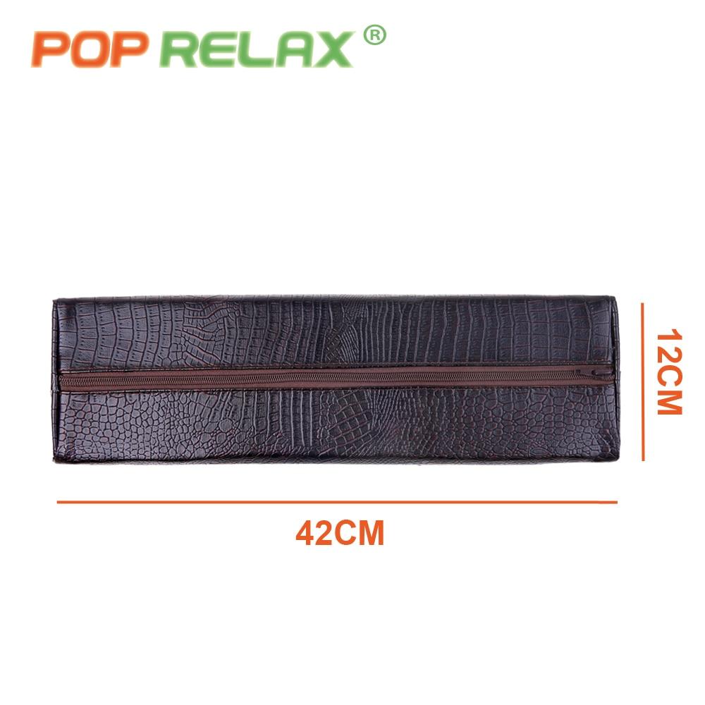 POP RELAX ekte jade stein cervical pute kropp midje tilbake - Helsevesen - Bilde 6