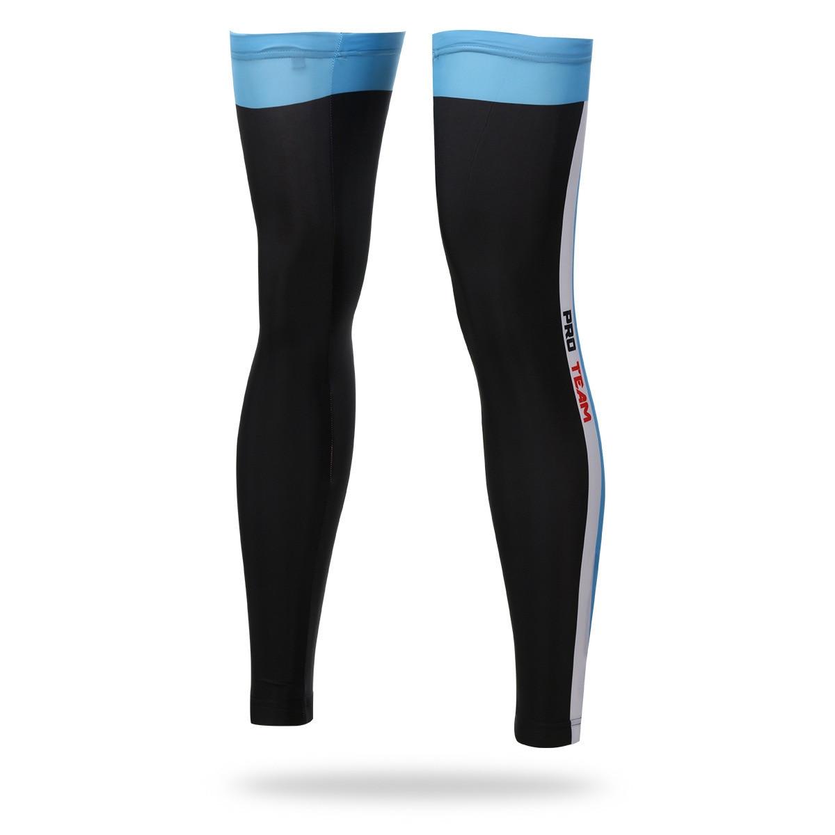 BOODUN The Leader Black Riding Leg Set Cycling Outdoors Sunscreen Leg Set Bicycle Motion Defence Leggings Set