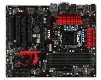 MSI B75A G43 игр 1155 Deluxe игровая доска B75 материнская плата 85% 95% Новый