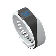 M2S smart bluetooth браслет монитор сердечного ритма часы с сна монитор Смарт часы для Xiaomi iPhone Android