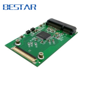 MINI pcie pci express PCI E express mSATA SSD to 40 Pin ZIF Adapter Card for