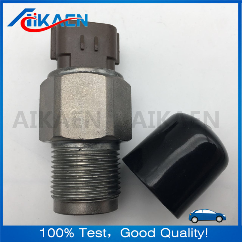 BIG SALE] Fuel Common Rail Pressure Sensor 499000 6160 4990006160