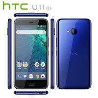 Оригинальный Новый htc U11 жизни 4G LTE Android мобильного телефона Snapdragon630 OctaCore 3 GB Оперативная память 32 ГБ Встроенная память 5,2 дюймов 1920X1080 IP67 смарт...