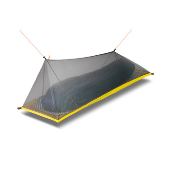 260G Ultralight Outdoor Camping Tent Summer 1 Single Person Mesh Tent 4 seasons inner Body Inner Tent Vents mosquito net 2