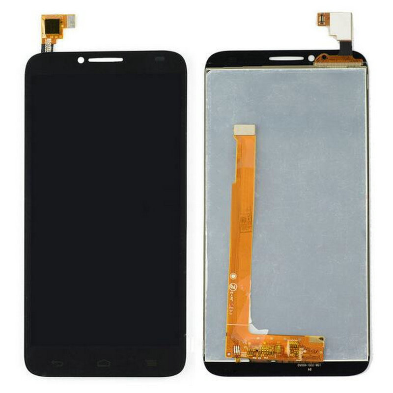 In Stock OT6037 Touch Screen Display LCD Digitizer For Alcatel One Touch Idol 2 OT6037 Smart Mobile Phone + Repair Tools