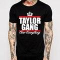 Latest Cheap Taylor Gang t shirt O-Neck Stylish Wiz Khalifa t-shirt