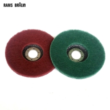 2 pieces 115*22mm Non-woven Flap disc An
