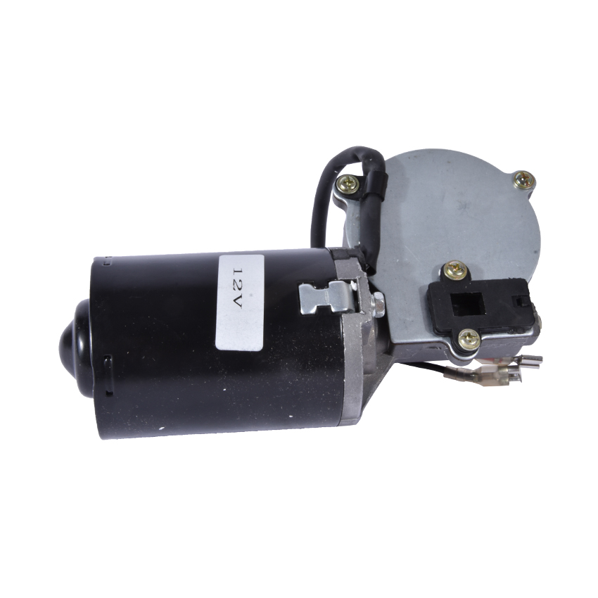 24V Electric Worm Gear Motor DC 50RPM Garage Door Replacement 6N.m Right Angle