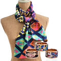 Fashion Jewelry High Quality Gold Plated More Colors Enamel Scarf Buckle Clips Brooches For Women
