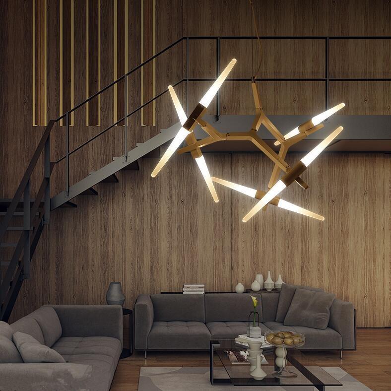 Lighting Warehouse Branches: Aliexpress.com : Buy Creative Branch Arts LED Pendant