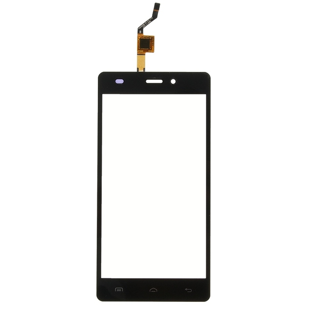 External Full Touch Screen Digitizer LCD Display For Doogee X5 Outer Touch Panel Front Glass With Digitizer Sensor Replacement