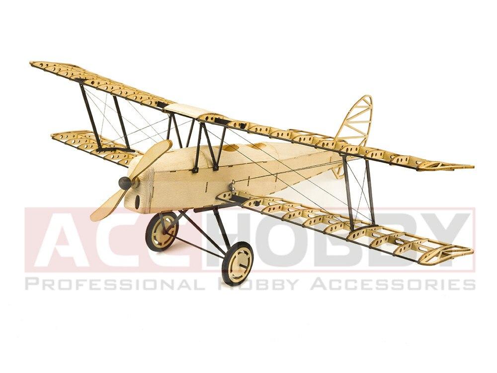 DIY Craft Wood Building Kit Building Toys Christmas Gift Present 1 18 X10 De Havilland Tiger