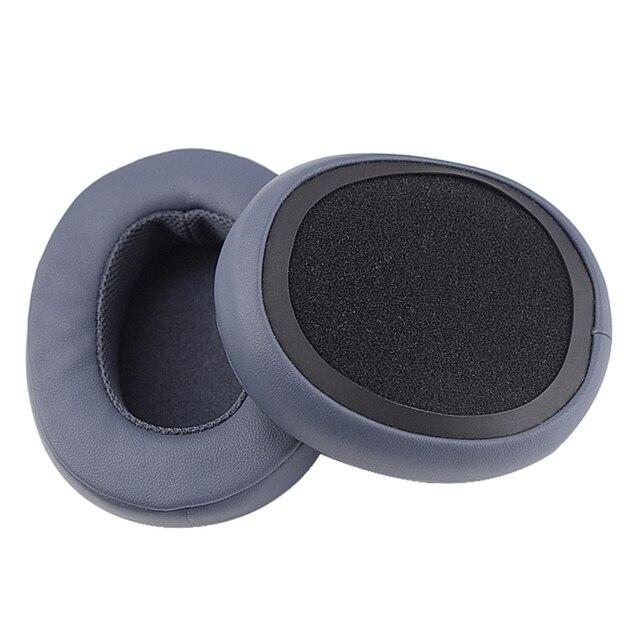 Oreillettes remplacement casque pour Skullcandy Hesh 3, Skullcandy concasseur sans fil sur loreille casque coussin doreille/oreillettes