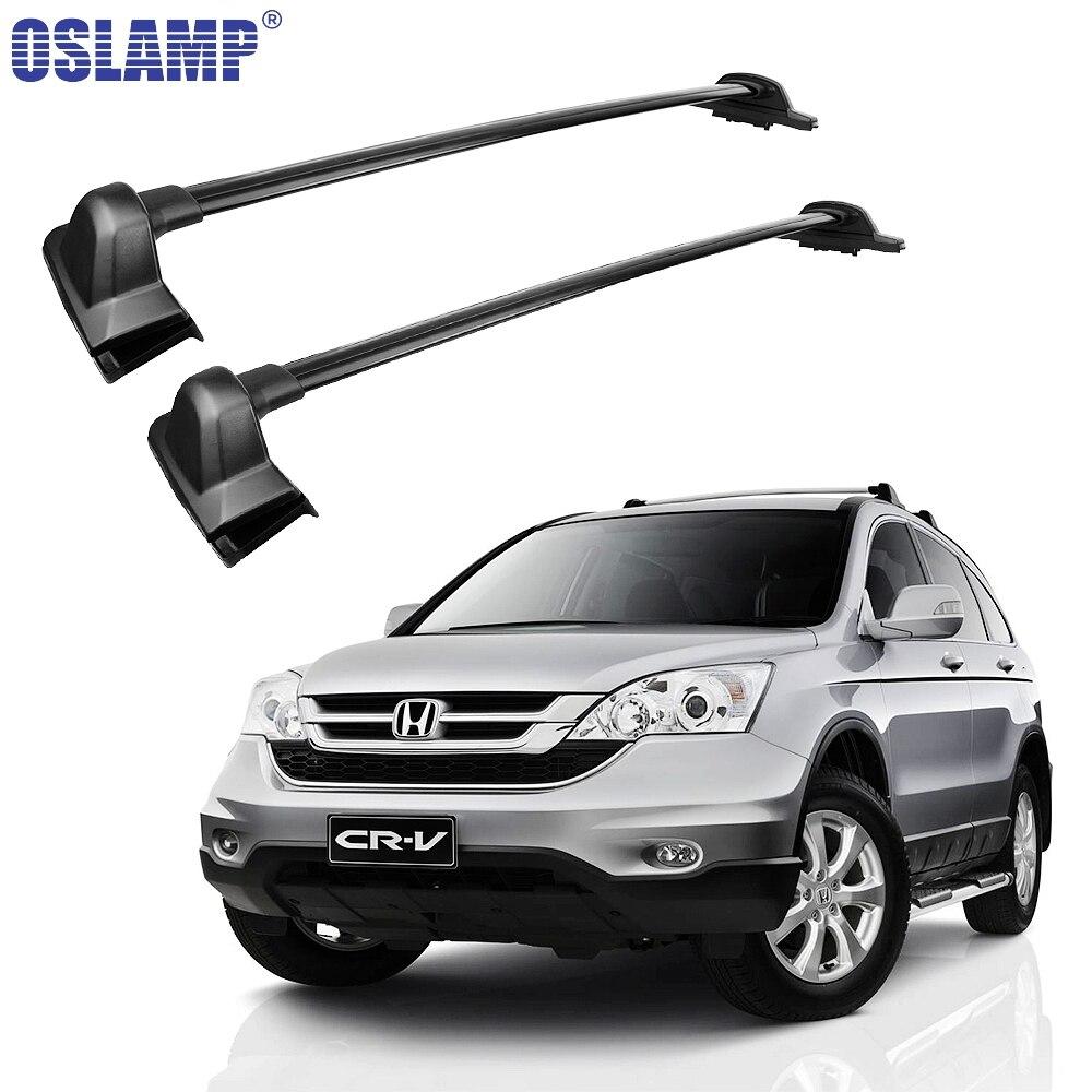 Oslamp Roof Rack Cross Bar 60KG 132LBS For Honda CRV 2007 ...