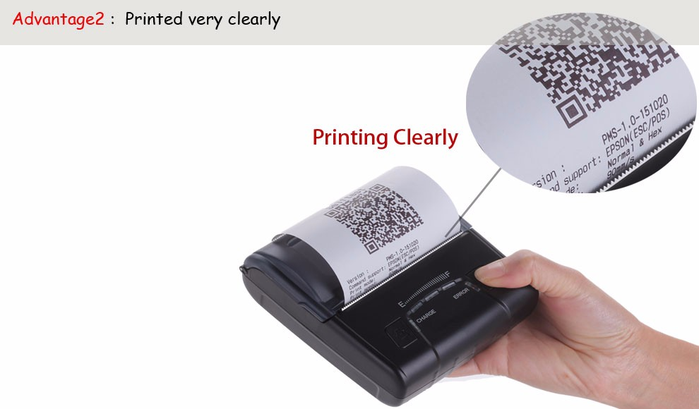 Mobile thermal Printer (3)