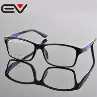 Myopia Optical TR90 Eyeglasses Man Computer Glasses Frame Woman Prescription Lens Glasses Grau De Oculos EV0822